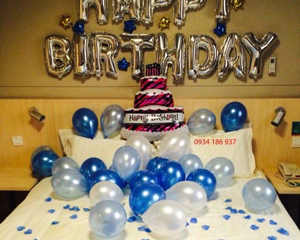 bóng trang trí sinh nhật cho người yêu, bóng trang trí sinh nhật cho bạn trai