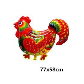 Bóng sinh nhật hình con gà