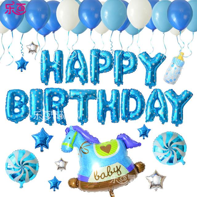 balloons-Set-Baby-Boy-Birthday-Gift-navy-blue-horse-Star-Bottle-lollipop-birthday-decoration-balloon-supplies.jpg_640x640
