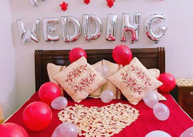 Set trang trí tiệc cưới 18