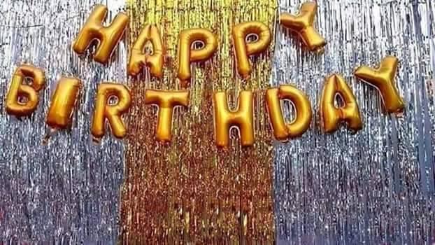 bóng-chữ-happy-birthday-màu-vàng