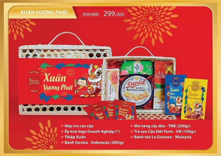 Catalogue Hop qua Tet Doanh Nghiep